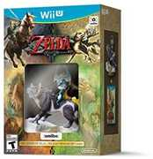 The Legend of Zelda: Twilight Princess HD - Amiibo Bundle for Nintendo Wii U