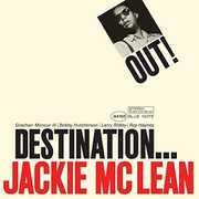Destination Out [Import] , Jackie McLean