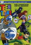 Teen Titans: Complete Fifth Season , Greg Cipes