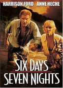 Six Days Seven Nights /  Ws & Ac-3 , Harrison Ford