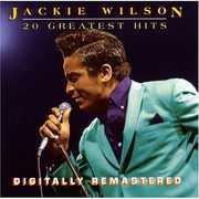 20 Greatest Hits , Jackie Wilson