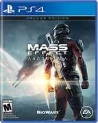 Mass Effect Andromeda - Deluxe Edition for PlayStation 4