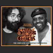 Keystone Companions: Complete Fantasy Recordings Of Merl Saunders , Jerry Garcia