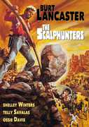 The Scalphunters , Burt Lancaster