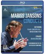 Jansons Conducts Beethoven & Strauss , Mitsuko Uchida