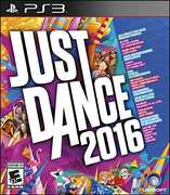 Just Dance 2016 for PlayStation 3