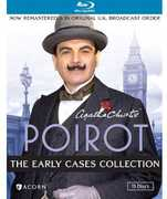 Agatha Christie's Poirot: The Early Cases , David Suchet