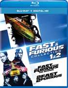 Fast And Furious Collection: 1 And 2