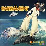 5 Classic Albums [Import] , Parliament