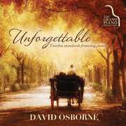 Unforgettable , David Osborne