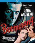 Boomerang! , Dana Andrews
