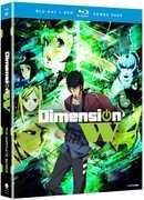 Dimension W: The Complete Series , Daisuke Ono