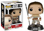 Funko Pop! Star Wars: Rey