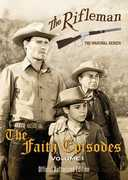 The Rifleman: The Faith Episodes , Chuck Connors