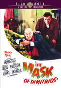 The Mask of Dimitrios , Sydney Greenstreet