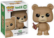 Funko Pop! Movies: Ted 2 - Ted With Beer