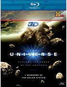 The Universe: 7 Wonders of the Solar System , Erik Thompson