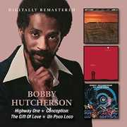Highway One /  Conception: Gift Of Love /  Un Poco [Import] , Bobby Hutcherson