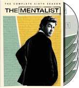 The Mentalist: The Complete Sixth Season , Simon Baker