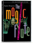 The Magic Flute (Criterion Collection) , Birgit Nordin