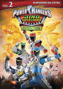 Power Rangers Dino Super Charge Extinction, Vol. 2 , Power Rangers