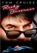 Risky Business [1983] [WS] [25th Anniversary] [Deluxe Edition] [Restored] [Remastered] [O-Sleeve] , Tom Cruise