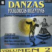 Vol. 2-Danzas Folkloricas [Import] , Juan De Los Santos Amores