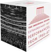 Inaugural Season: Extraordinary Met Performances , Various