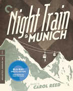 Night Train to Munich (Criterion Collection) , Rex Harrison