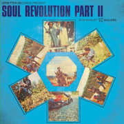 Soul Revolution Part II , Bob Marley