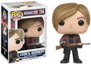 FUNKO POP! GAMES: Resident Evil - Leon Kennedy