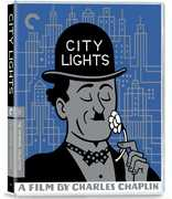 City Lights (Criterion) , Charlie Chaplin