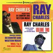 Modern Sounds in Country & Western Music 1 & 2 [Import] , Ray Charles