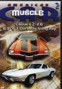 American Musclecar: Camaro Z28 & 63-67 Corvette , Tony Messano