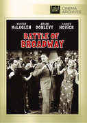Battle of Broadway , Gypsy Rose Lee