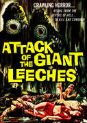 Attack of the Giant Leeches , Ken Clark