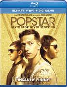 Popstar: Never Stop Never Stopping , Andy Samberg