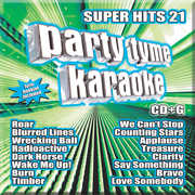 Party Tyme Karaoke: Super Hits 21 /  Various , Various Artists