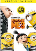 Despicable Me 3 , Steve Carell