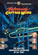The Amazing Captain Nemo , Burr de Benning