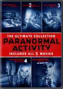 Paranormal Activity: 5 Movie Collection