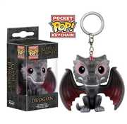 FUNKO POP! Keychain: Game of Thrones - Drogon