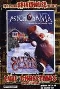 Evil Christmas: Psycho Santa /  Satan Clause , Jodie Rafty