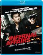 Infernal Affairs , Anthony Wong