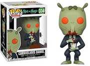 FUNKO POP! ANIMATION: Rick and Morty - Cornvelious Daniel