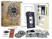 Lost: The Complete Fifth Season - Dharma Initiative Orientation Kit [Limited Edition] [Collector's Set] [5 Discs] , Jorge Garcia