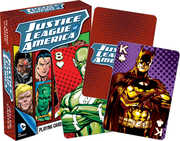 DC Comics- Justice League of America Playing Cards Deck