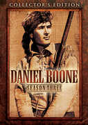 Daniel Boone: Season Three (Collector's Edition) , Fess Parker