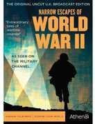 Narrow Escapes of World War II , Erik Dellums