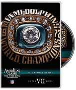 Miami Dolphins Super Bowl Vii: NFL America's Game , Don Shula